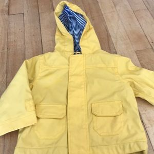 Joe Fresh Fleece Lined Raincoat